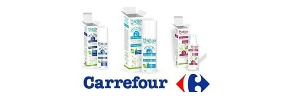 Maëllya bientôt chez Carrefour !