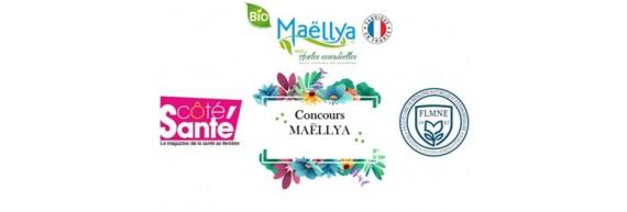 Concours Octobre 2018 , en partenariat avec COTE SANTE Magasine & la FLMNE