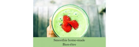 Idée Recette MAËLLYA - Smoothie Bien-être home-made DETOX