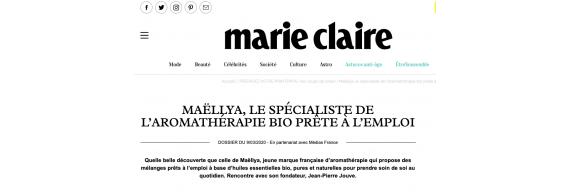 Marie-Claire Parle de nous