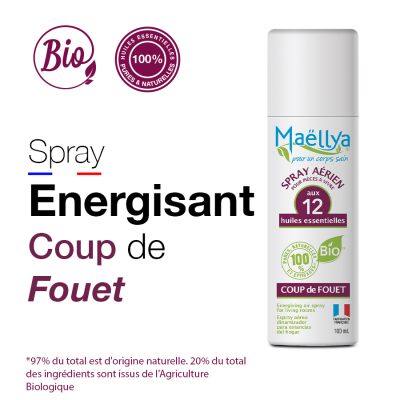Spray Energisant Coup de Fouet