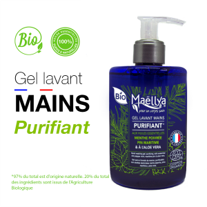 Gel lavant mains Purifiant - 300 ml