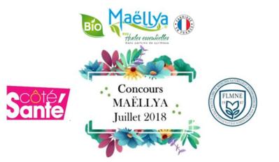 Concours maellya juillet 2018