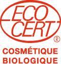 Logo Ecocert cosmétique biologique